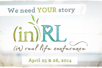 on (in)RL  2014 {an (in)courage post}