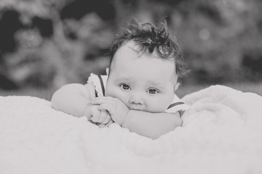 Josie at 3mos, by Sarah Ann Photography