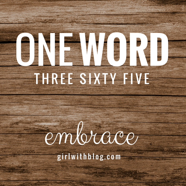 On One Word 2015