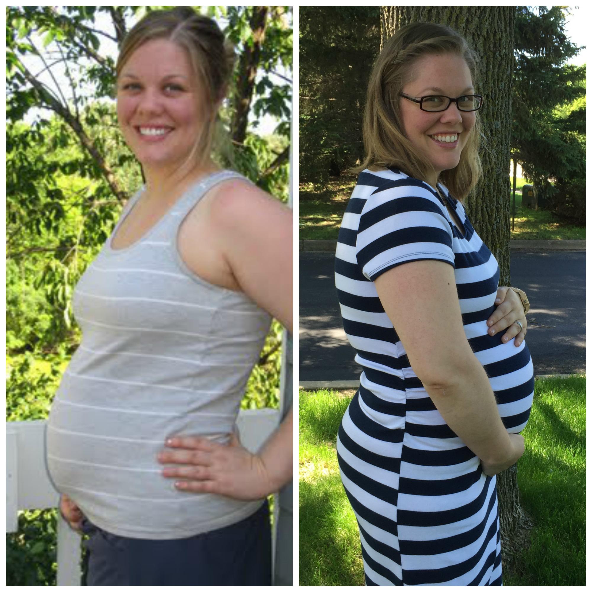 17 weeks: a Baby #3 Update