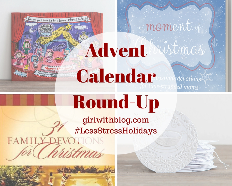 Advent Calendar Round-Up // girlwithblog.com