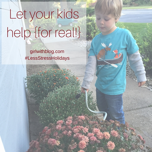 Let your kids help {for real} (1)