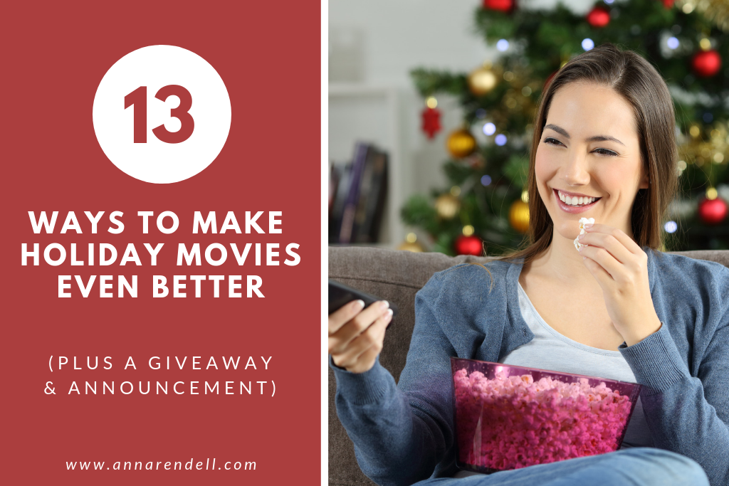 A Shoe Addicts Christmas.13 Ways To Make Holiday Movies Even More Fun Giveaway