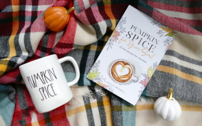 Pumpkin Spice for Your Soul — now available on Amazon!